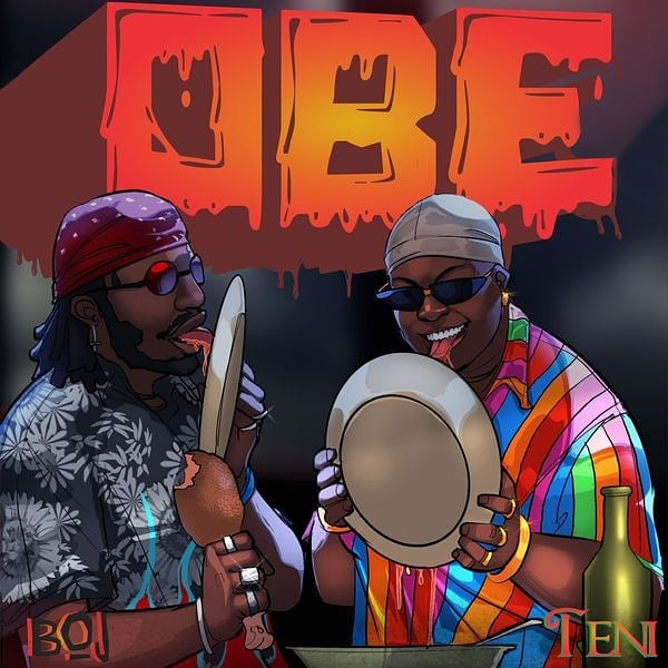 "49742831 392005808027338 1814767321714841378 n - Boj drops new song ""Obe"" featuring Teni [Audio]"