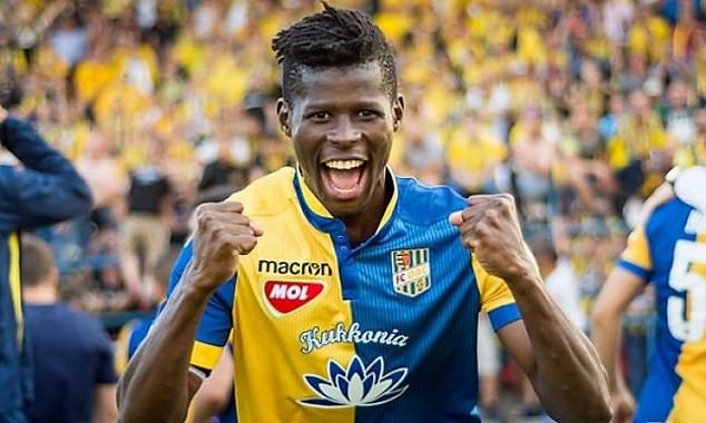 7998174 6543265 Dunajska Streda striker Vakoun Issouf Bayo may move to Celtic du a 20 1546301921914 - Ivory Coast forward, Vakoun Issouf Bayo joins Celtic