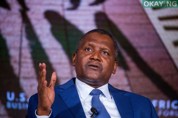 Aliko Dangote OkayNG - Aliko Dangote emerges 64th richest person in the World