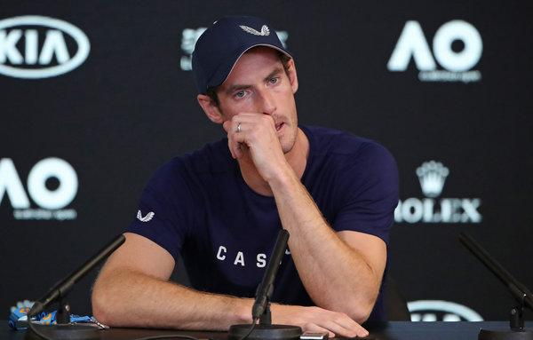 Andy Murray Plans to Retire From Tennis this Year