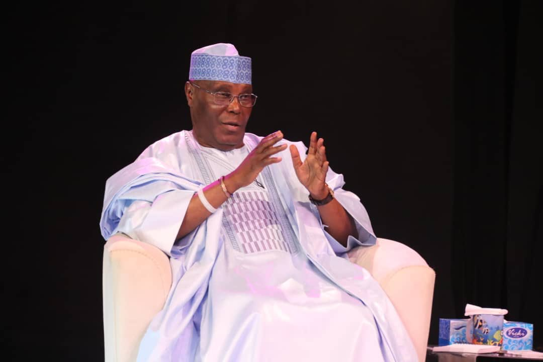 Atiku The Candidates OkayNG 1 - Atiku responds to Nnamdi Kanu's claims that he is from Cameroon