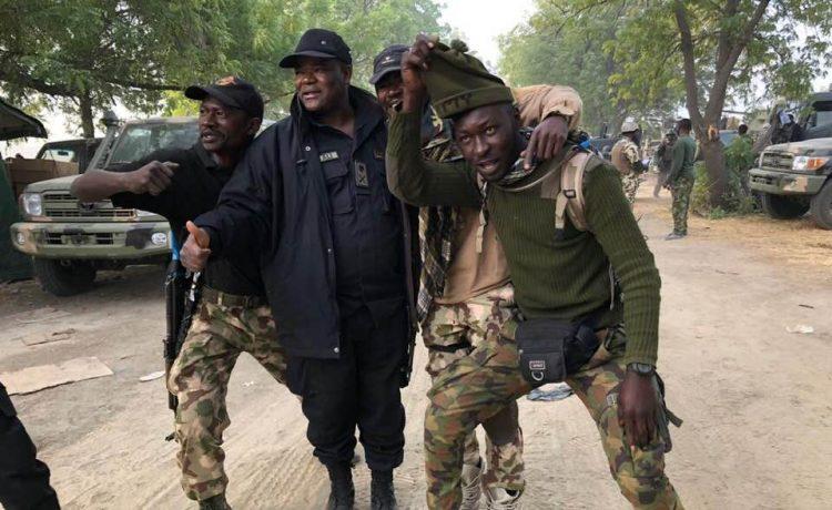 Nigerian Troops Re-takes Baga from Boko Haram Terrorists [Photos]