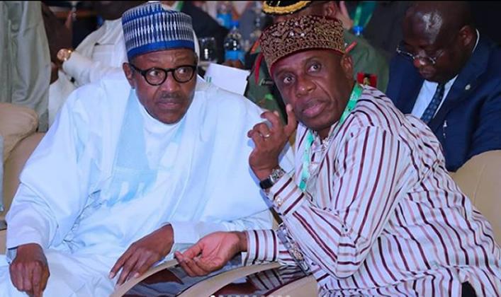 Photo of Leaked Full Audio Of Amaechi 'Criticising' Buhari Surfaces