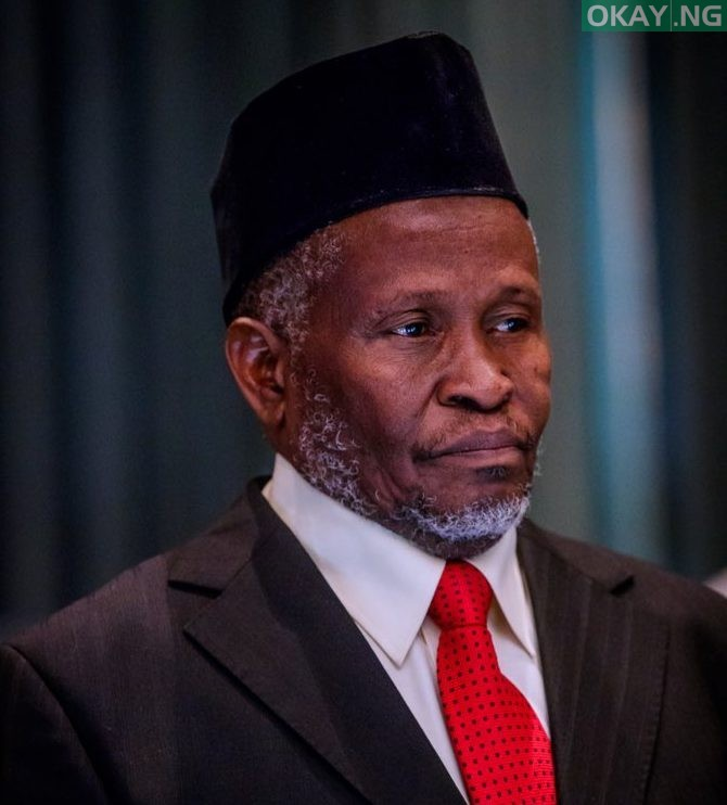 Justice Ibrahim Tanko Mohammed