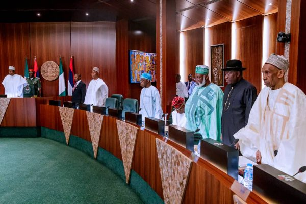 Photo of UPDATE! Council of State approves N30,000 Minimum wage for federal workers, N27,000 for state, private