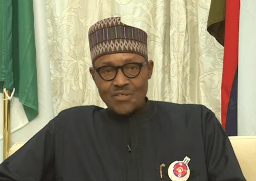 Buhari interview OkayNG - NLC Forcing us to Print More Money to Meet N30,000 Minimum Wage Demand - Buhari