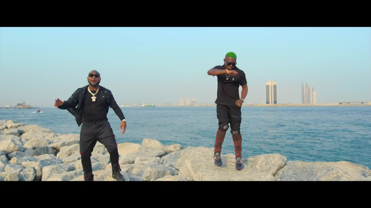 "Photo of DMW premieres visuals for ""Bum Bum"" featuring Davido & Zlatan [Video]"