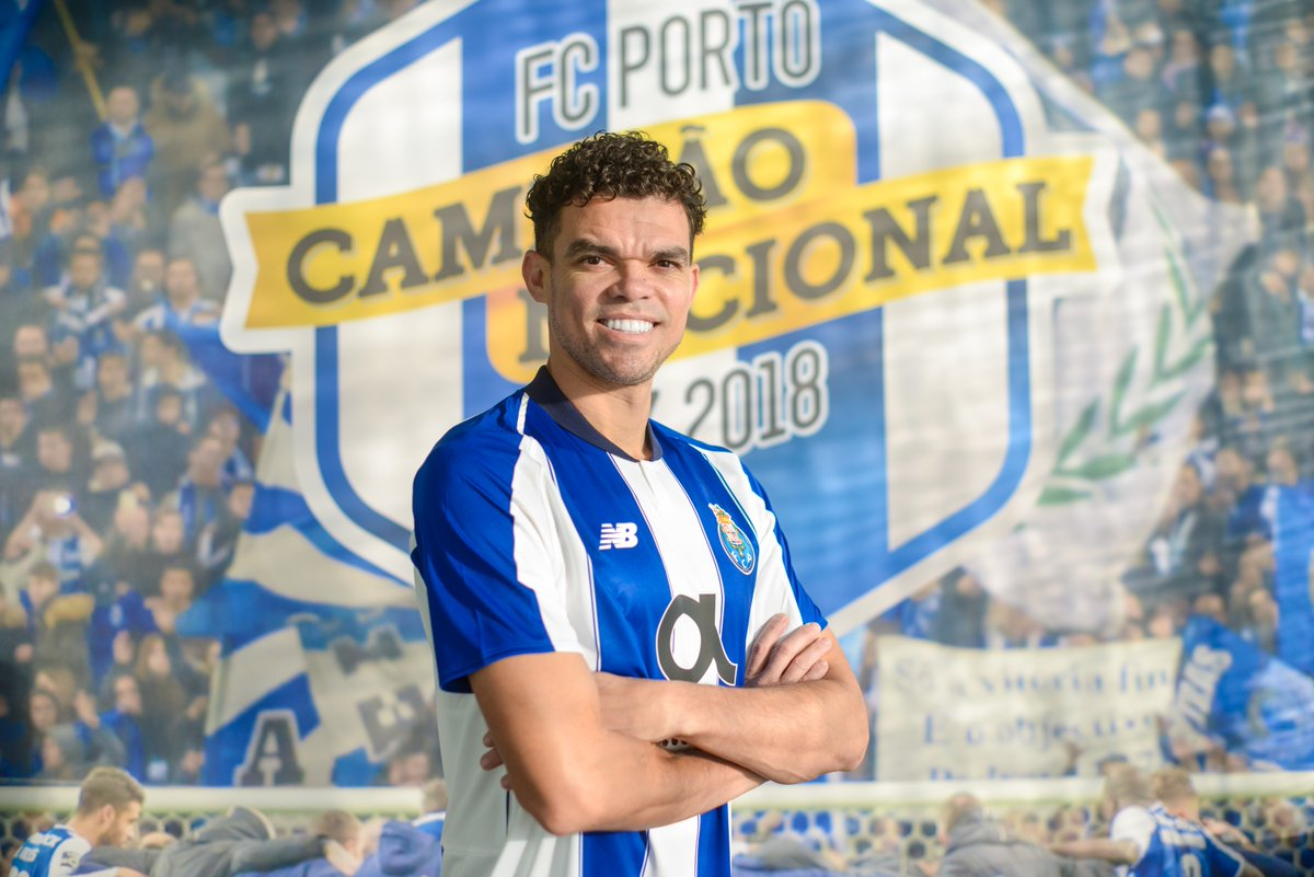 Photo of Pepe joins Porto on a two-and-a-half year deal