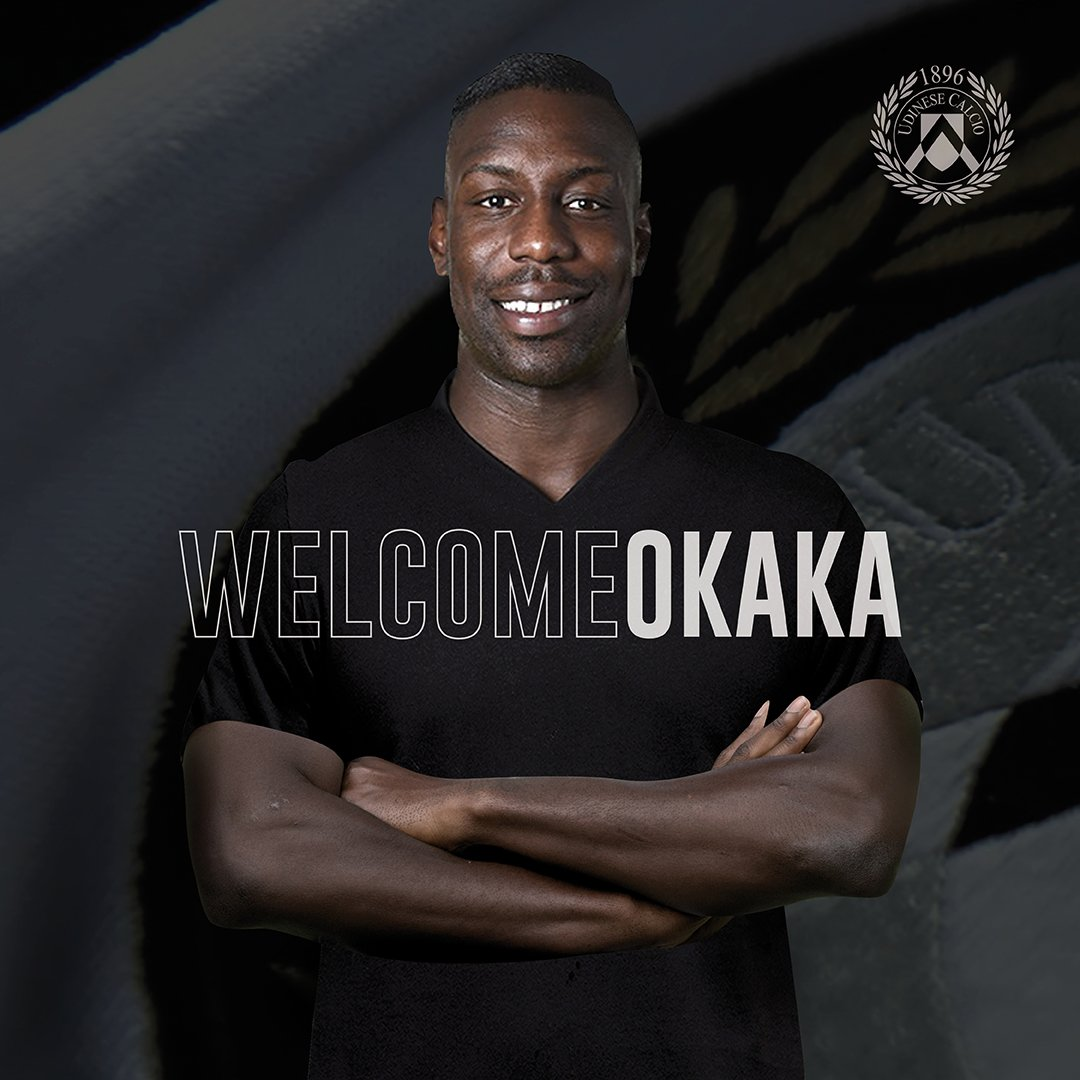 DwZbUpcWoAEOW9X - Watford forward, Stefano Okaka completes loan switch to Udinese