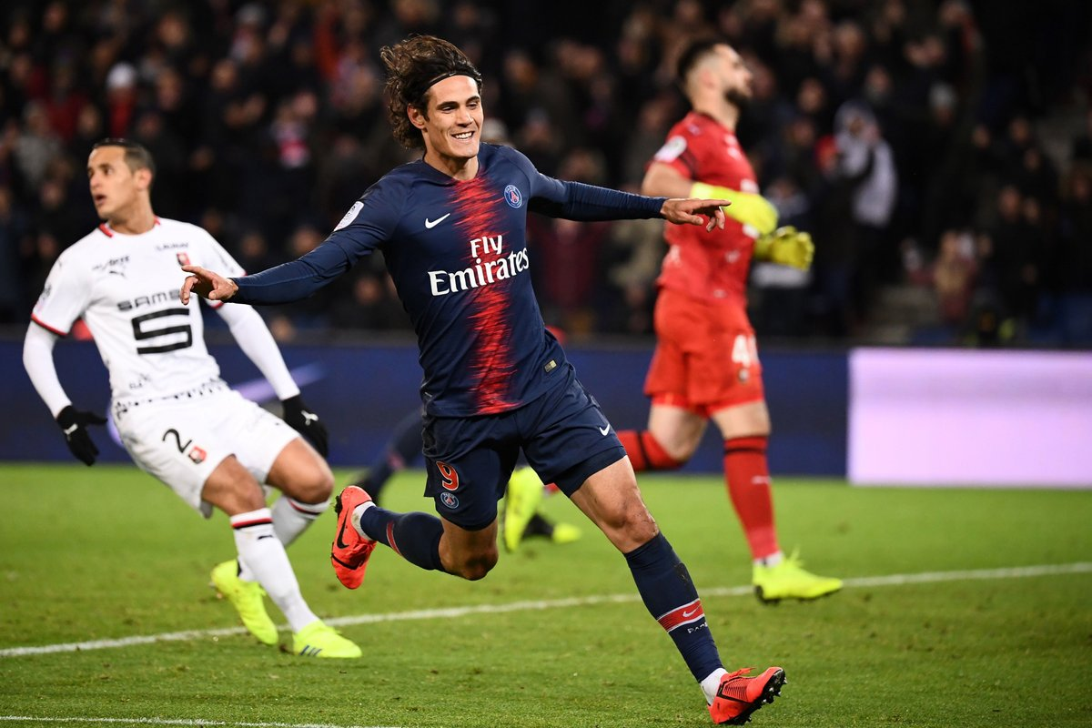 PSG vs Rennes 4-1: French Ligue 1 Match Report & Highlights