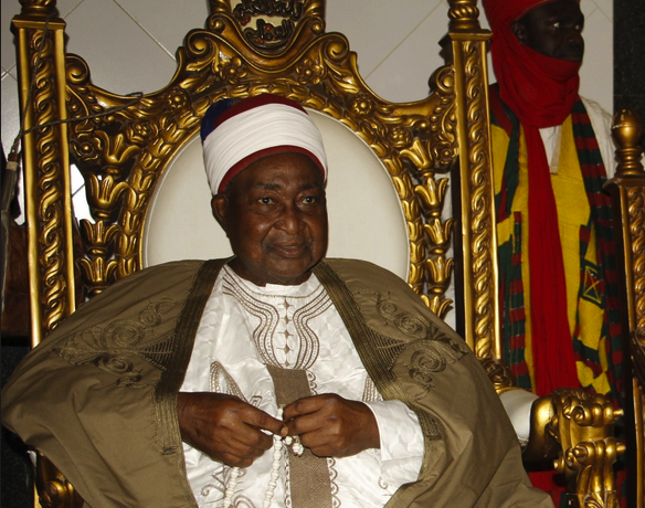 Emir of Lafia, Isa Mustapha Agwai, Dies at Age 84