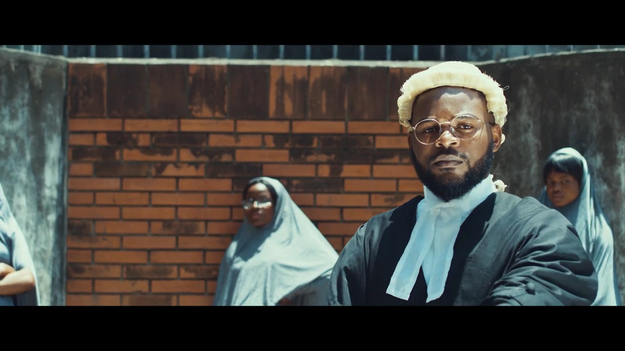 "Watch Falz's New Visuals for ""Talk"" [Video]"