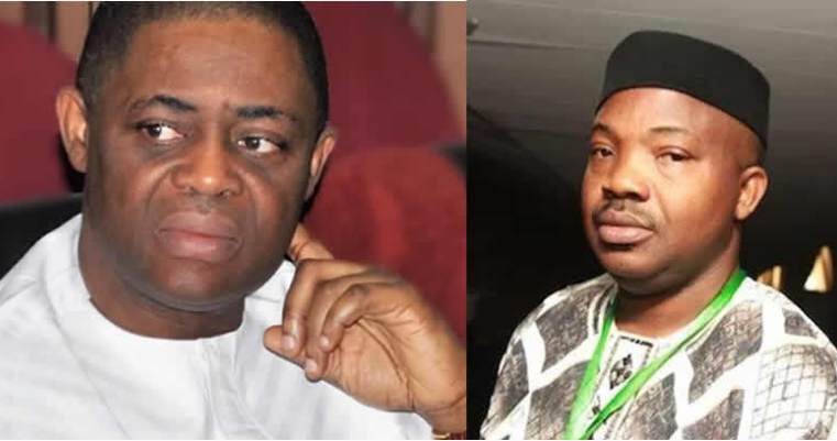 Photo of Court restrains EFCC, Police, DSS from arresting Fani-Kayode, Odumakin