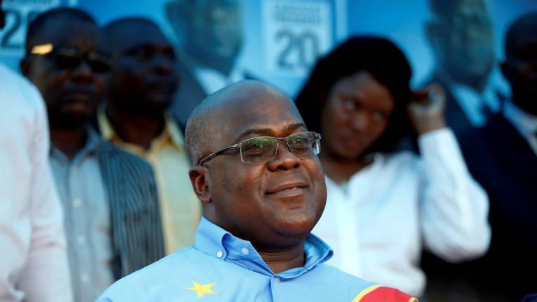 Felix Tshisekedi OkayNG - Opposition Leader, Felix Tshisekedi Declared Winner of Congo Election