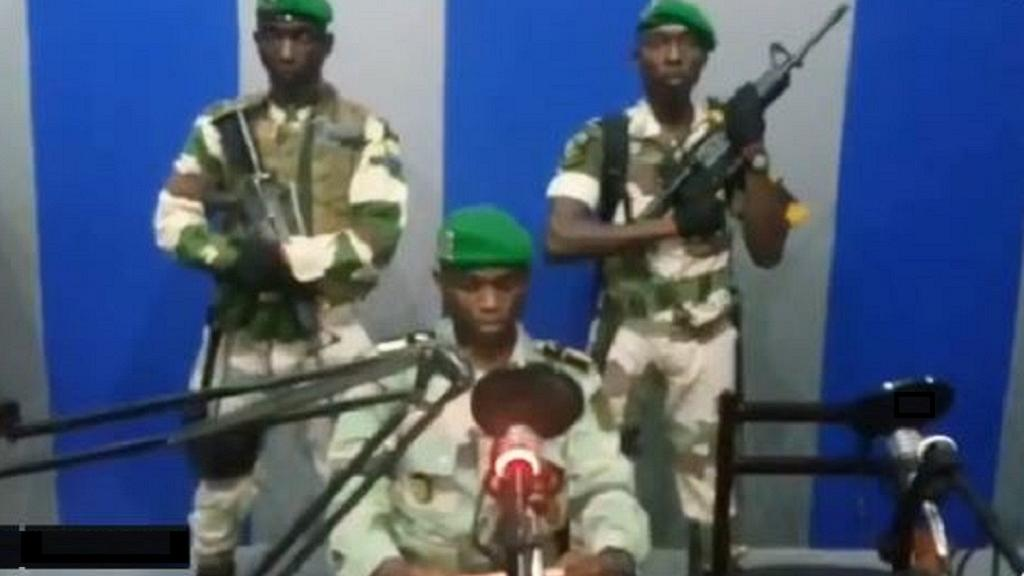Photo of Coup In Gabon As Military Takes Over Power
