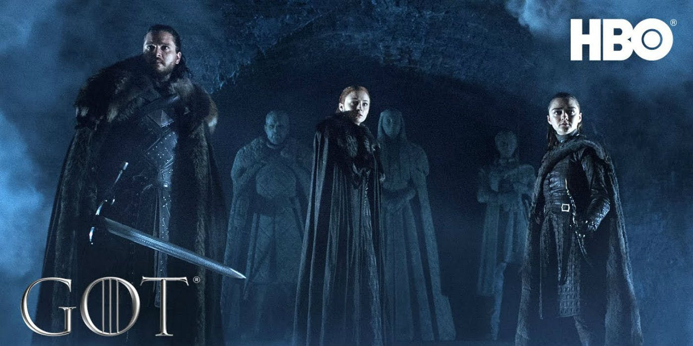 Game of Thrones Season 8 Teaser - HBO Unveils 'Game of Thrones' Official Season 8 Premiere Date, Watch Teaser Trailer