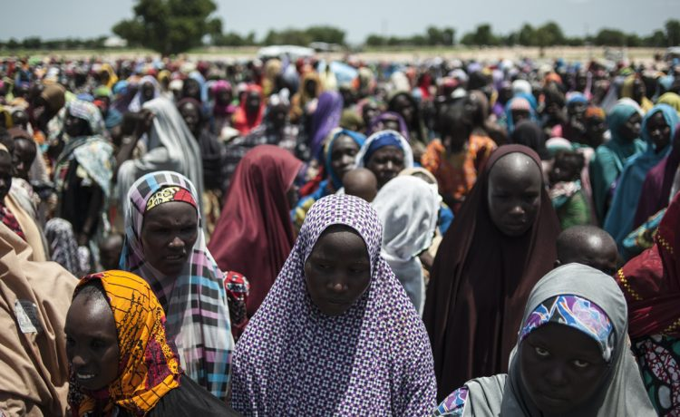 MURIC Expresses Worries Over Deteriorating Condition of IDPs in North East