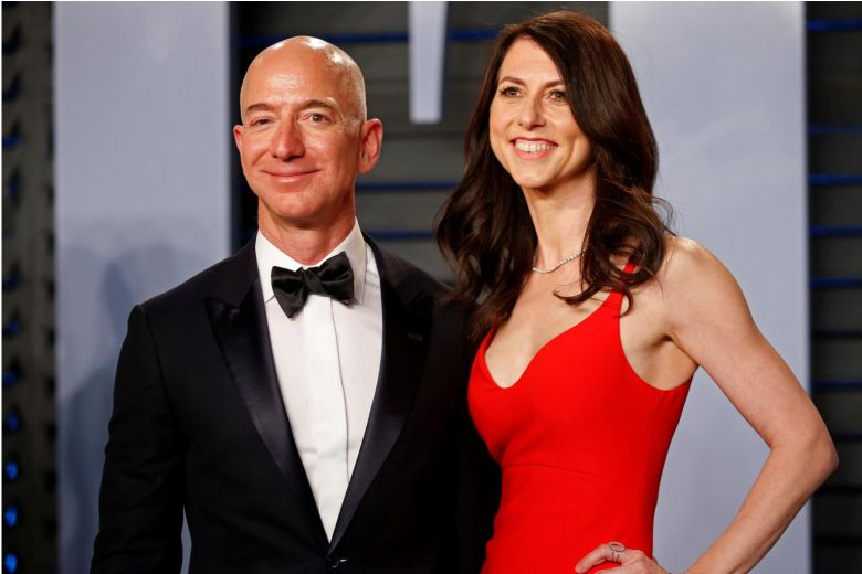 Jeff Bezos, Amazon Founder, Wife Divorce After 25 Years of Marriage