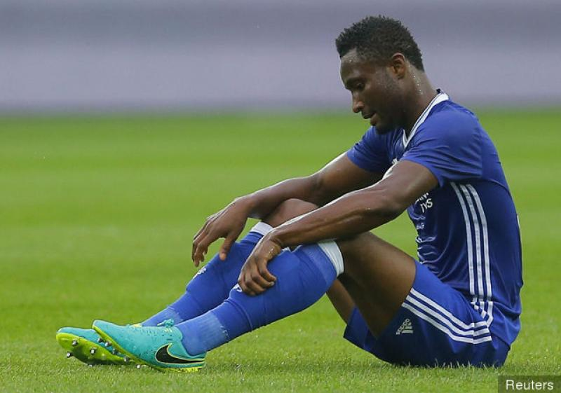 Photo of Mikel Cancels Contract with Chinese Club Tianjin TEDA