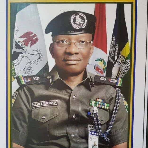 PROFILE: Meet Kayode Egbetokun, the New Lagos Commissioner of Police