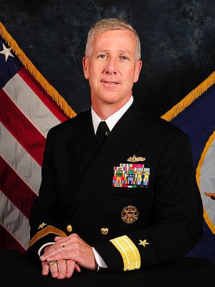 Photo of Kevin Sweeney, Pentagon Chief of Staff, Resigns
