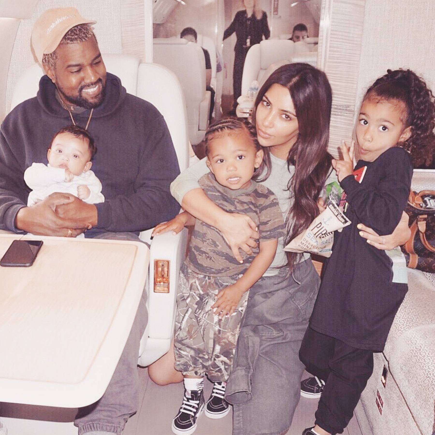 Photo of Kim, Kanye West Reportedly Expecting Fourth Child Through Surrogate