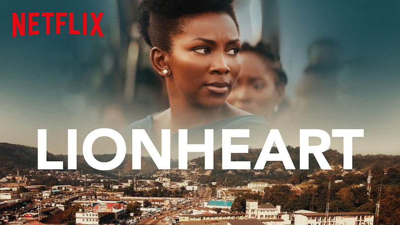 "Lionheart Netflix OkayNG - Genevieve Nnaji's ""Lionheart"" Movie Now Available on Netflix"