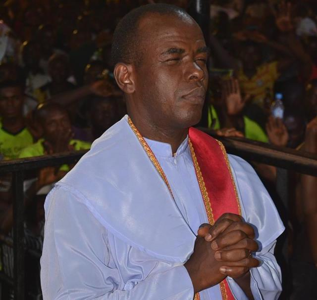 Photo of Rev. Fr. Mbaka Releases 2019 Prophecies for Nigeria