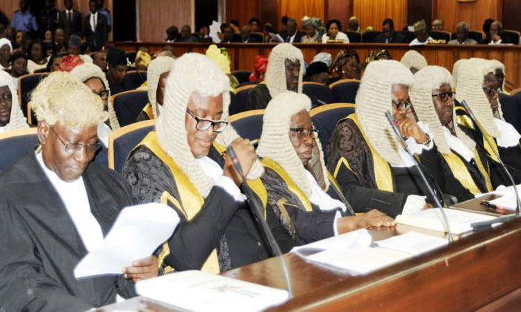 NJC judges 2 - NJC ends emergency meeting, gives Onnoghen, Acting CJN 7 days to answer petitions