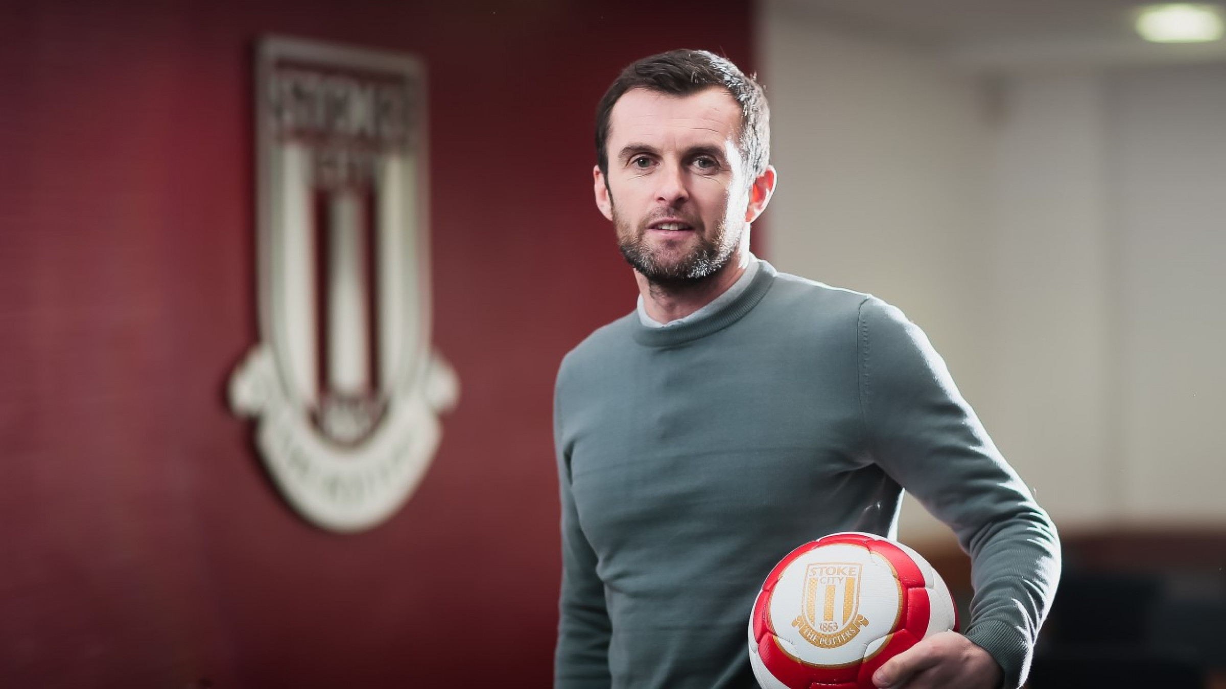 Photo of Nathan Jones Takes Over As New Stoke City Manager