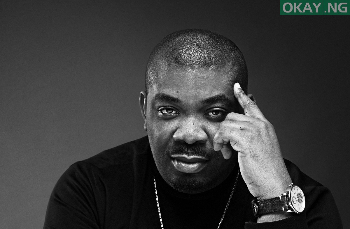 Photo of Don Jazzy berates Buhari's govt over failure to obey rule of law