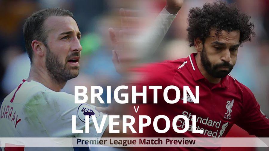 PRES6115 - Brighton vs Liverpool: Premier League Preview