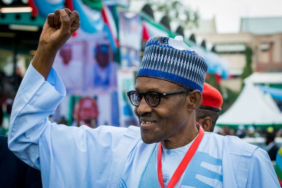 President Muhammadu Buhari 1 - Kwankwaso fails to deliver LG for Atiku as Buhari wins