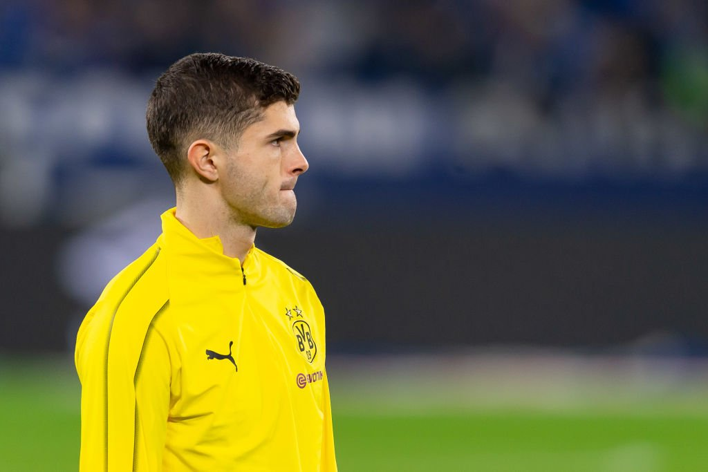Photo of Christian Pulisic Joins Chelsea On a £58m Deal