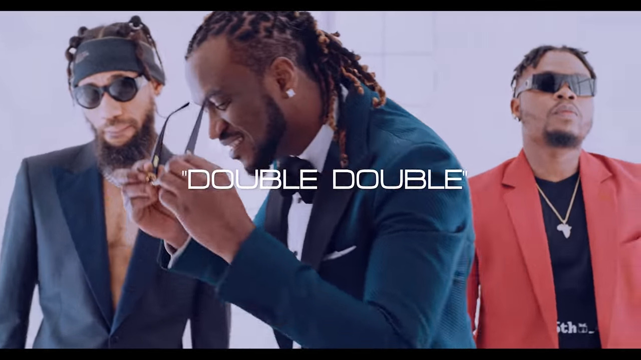 "Photo of Rudeboy recruits Olamide, Phyno for ""Double Double"" [Video]"