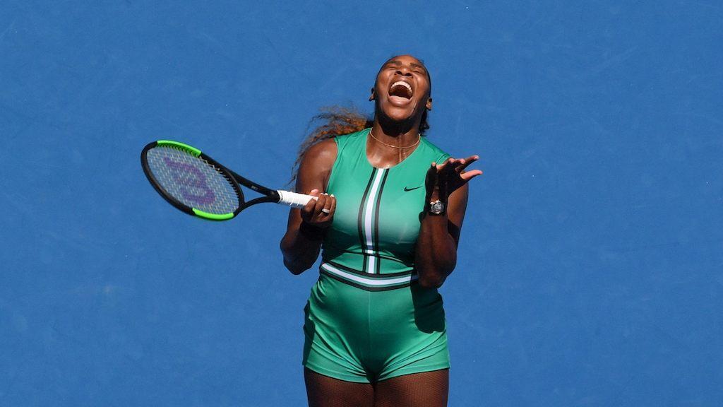 Serena Williams Out Knocked Out 2019 OkayNG - Serena Williams knocked out of Australian Open by Karolina Pliskova