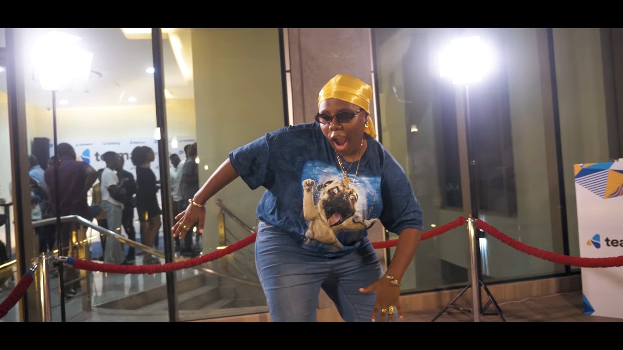"Photo of Watch Teni's Music Video for ""Uyo Meyo"""
