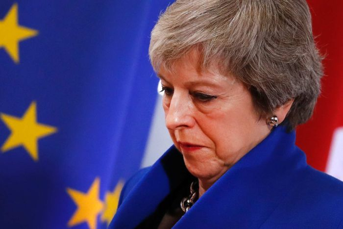 Theresa May Deal OkayNG - Theresa May Survives No-confidence Vote