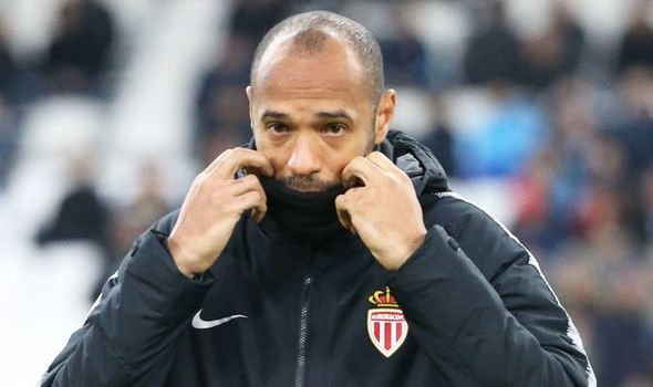Photo of Monaco suspends Thierry Henry as permanent manager