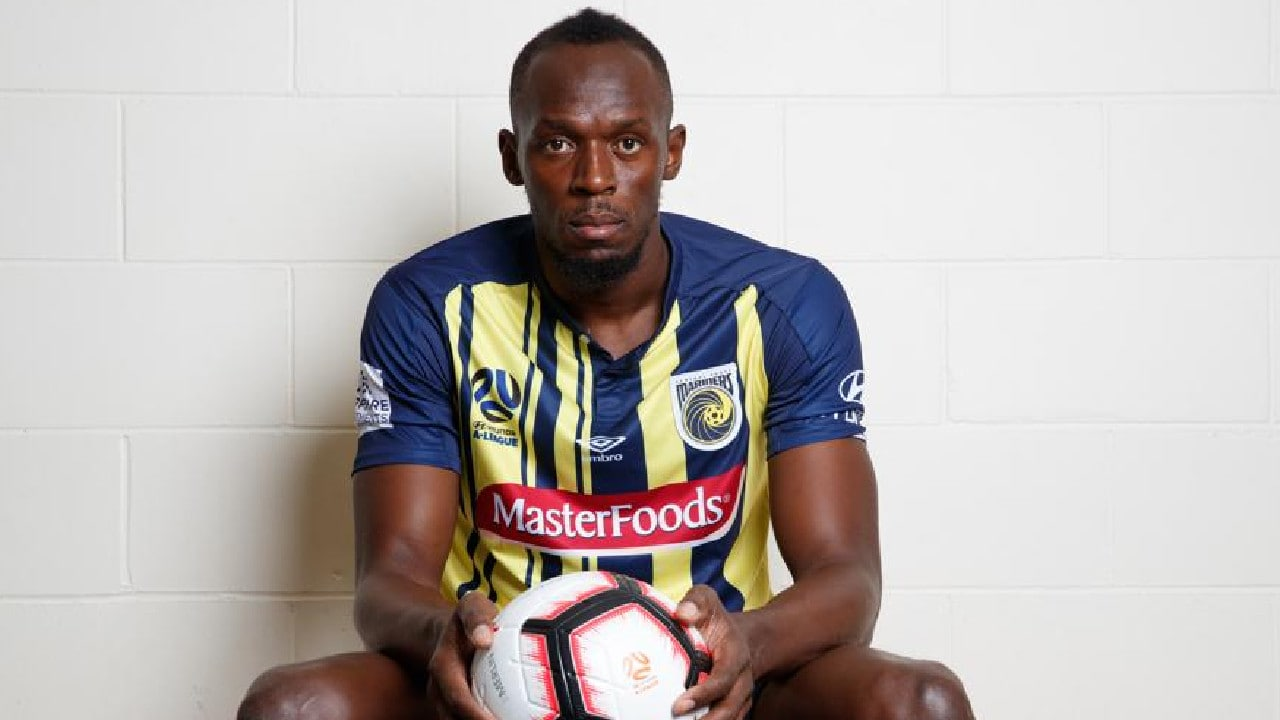 Photo of Usain Bolt quits professional football after several trials