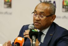 Photo of CAF President Ahmad Ahmad tests positive for coronavirus