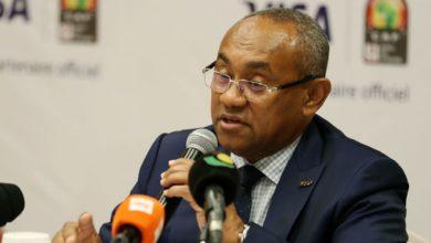 Photo of CAF President Ahmad Ahmad tests positive for coronavirus