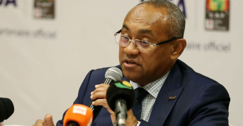 Photo of CAF President Ahmad Ahmad arrested in Paris, France