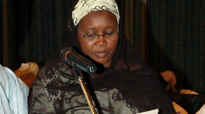 Photo of Presidency Reacts to Claims that Amina Zakari is Buhari's Niece