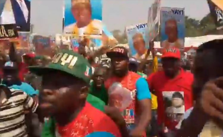 One Killed, Several Injured As Lagos APC Rally Turns Bloody