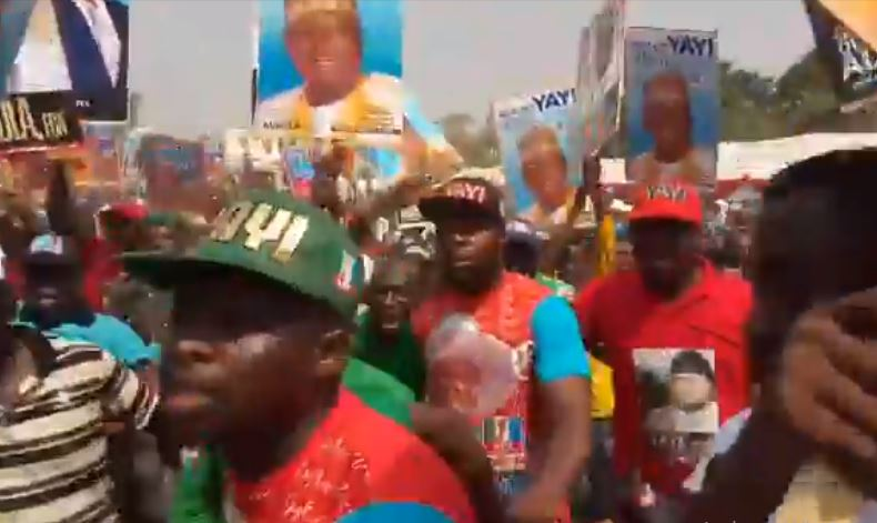Photo of One Killed, Several Injured As Lagos APC Rally Turns Bloody