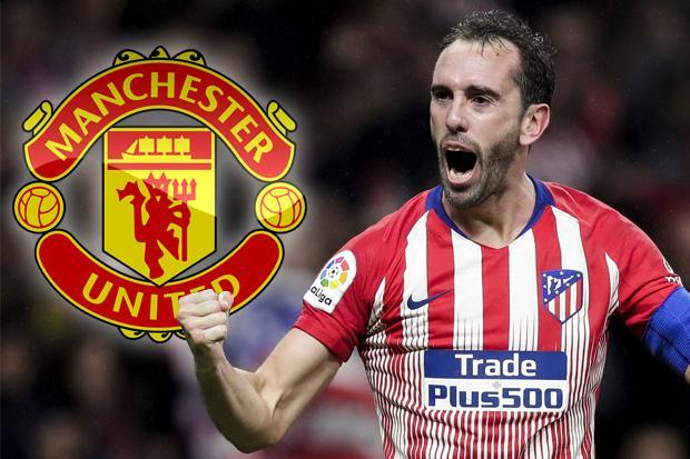 ccelebritiesfotoSPORT PREVIEW Godin Manchester United - Again! Atletico Madrid defender, Diego Godin turns down Manchester United offer