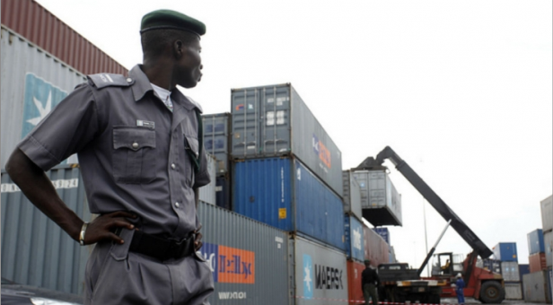 Photo of Customs Denies Seizing 40 Containers Filled with Dollars Allegedly Belonging to Atiku