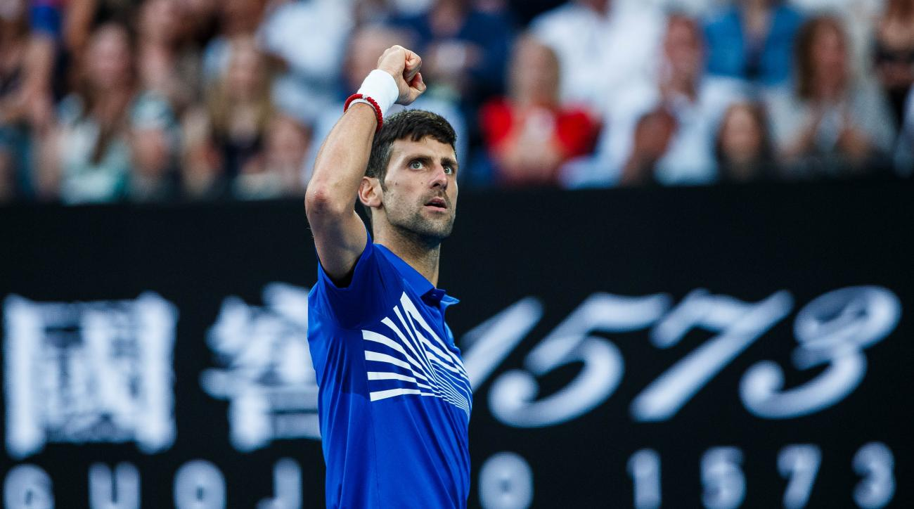 djokovic beats nadal australia 2019 - Novak Djokovic defeats Rafael Nadal to win Australian Open title