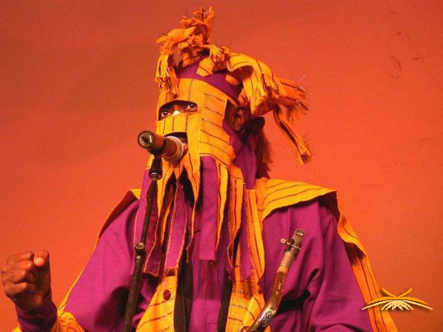 """Photo of Face Behind the """"Lagbaja"""" Mask Unveiled [Photos]"""